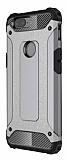 Tough Power OnePlus 5T Ultra Koruma Silver Kılıf