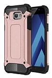 Tough Power Samsung Galaxy A3 2017 Ultra Koruma Rose Gold Kılıf