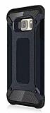 Dafoni Tough Power Samsung Galaxy S7 Ultra Koruma Siyah Kılıf