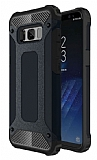 Tough Power Samsung Galaxy S8 Ultra Koruma Siyah Kılıf