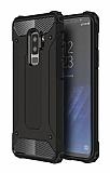 Tough Power Samsung Galaxy S9 Plus Ultra Koruma Siyah Kılıf