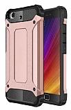 Dafoni Tough Power Xiaomi Mi 5s Ultra Koruma Rose Gold Kılıf