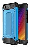 Dafoni Tough Power Xiaomi Mi 5s Ultra Koruma Mavi Kılıf