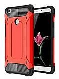 Tough Power Xiaomi Mi Max 2 Ultra Koruma Kırmızı Kılıf