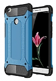 Dafoni Tough Power Xiaomi Mi Max Ultra Koruma Mavi Kılıf