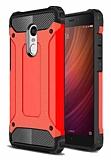 Tough Power Xiaomi Redmi 5 Ultra Koruma Kırmızı Kılıf