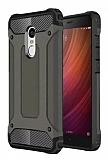 Dafoni Tough Power Xiaomi Redmi Note 4 / Redmi Note 4X Ultra Koruma Gun Black Kılıf