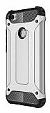 Dafoni Tough Power Xiaomi Redmi Note 5A / 5A Prime Ultra Koruma Silver Kılıf