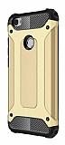 Dafoni Tough Power Xiaomi Redmi Note 5A / 5A Prime Ultra Koruma Gold Kılıf