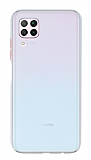 Dafoni Union Huawei P40 Lite Ultra Koruma Beyaz Kılıf