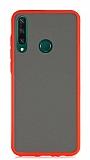 Dafoni Union Huawei Y6P Ultra Koruma Kırmızı Kılıf