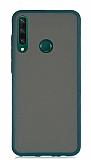 Dafoni Union Huawei Y6P Ultra Koruma Yeşil Kılıf