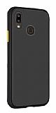 Dafoni Union Huawei Y7 Prime 2019 Ultra Koruma Siyah Kılıf
