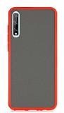 Dafoni Union Huawei Y8P Ultra Koruma Kırmızı Kılıf