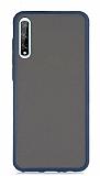 Dafoni Union Huawei Y8P Ultra Koruma Lacivert Kılıf