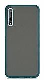 Dafoni Union Huawei Y8P Ultra Koruma Yeşil Kılıf