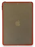 Dafoni Union iPad Pro 10.5 Ultra Koruma Kırmızı Kılıf