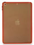 Dafoni Union iPad Pro 9.7 Ultra Koruma Kırmızı Kılıf