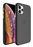 Dafoni Union iPhone 11 Pro Ultra Koruma Siyah Kılıf