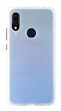 Dafoni Union Samsung Galaxy A30 Ultra Koruma Beyaz Kılıf