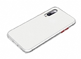 Dafoni Union Samsung Galaxy A50S Ultra Koruma Beyaz Kılıf