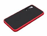Dafoni Union Samsung Galaxy A50S Ultra Koruma Kırmızı Kılıf