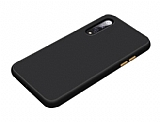Dafoni Union Samsung Galaxy A50S Ultra Koruma Siyah Kılıf
