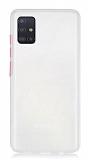 Dafoni Union Samsung Galaxy A71 Ultra Koruma Şeffaf Kılıf