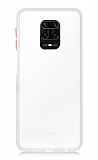 Dafoni Union Xiaomi Redmi Note 9S Ultra Koruma Şeffaf Kılıf