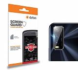 Dafoni vivo Y20 Nano Glass Premium Cam Kamera Koruyucu