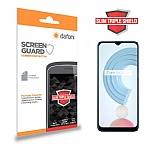 Dafoni Realme C21 Slim Triple Shield Ekran Koruyucu