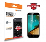 Dafoni Vodafone Smart 7 Style Slim Triple Shield Ekran Koruyucu