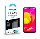 Eiroo Xiaomi Mi Play Tempered Glass Cam Ekran Koruyucu