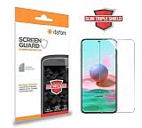 Dafoni Xiaomi Redmi Note 10 Slim Triple Shield Ekran Koruyucu