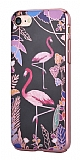 Devia iPhone 7 Flamingo Tam Kenar Koruma Rubber K�l�f