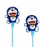 Doraemon Mikrofonlu Kulaki�i Mavi Kulakl�k