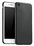 Eiroo Air Carbon iPhone 6 / 6S Ultra İnce Siyah Rubber Kılıf