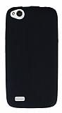 Eiroo Air Spring General Mobile Discovery �izgili Siyah Silikon K�l�f