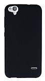 Eiroo Air Spring Turkcell T60 Çizgili Siyah Silikon Kılıf