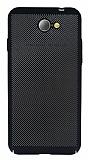 Eiroo Air To Dot General Mobile GM6 Delikli Siyah Rubber Kılıf