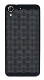 Eiroo Air To Dot HTC Desire 728G Delikli Siyah Rubber Kılıf