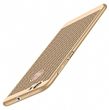 Eiroo Air To Dot Huawei P10 Lite Delikli Gold Rubber Kılıf