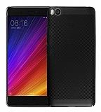 Eiroo Air To Dot Xiaomi Mi 5s Delikli Siyah Rubber Kılıf