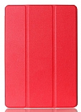 Eiroo Apple iPad mini 4 Slim Cover Kırmızı Kılıf