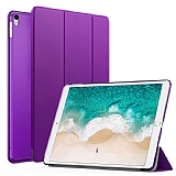 Eiroo Apple iPad Pro 10.5 Slim Cover Mor Kılıf
