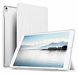 Eiroo Apple iPad Pro 10.5 Slim Cover Beyaz Kılıf