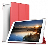 Eiroo Apple iPad Pro 10.5 Slim Cover Kırmızı Kılıf