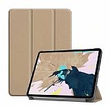 Eiroo Apple iPad Pro 12.9 2020 Slim Cover Gold Kılıf