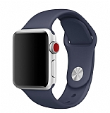 Eiroo Apple Watch Lacivert Spor Kordon