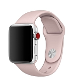 Eiroo Apple Watch Rose Gold Spor Kordon (42 mm)